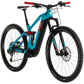 Cube Stereo Hybrid 140 HPC Race 500 petrol/red